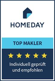 Logo Homeday Top Makler